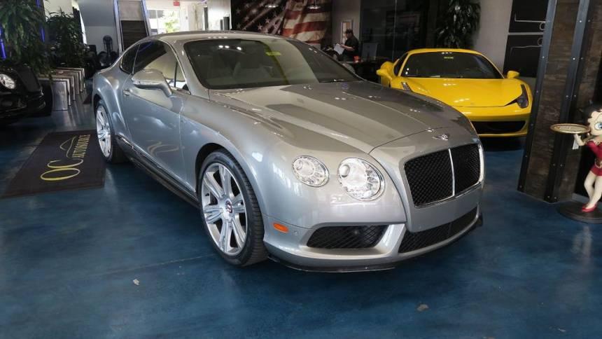 2015 Bentley Continental V8