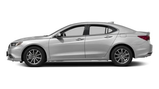 2018 Acura TLX 2.4L with Technology Package