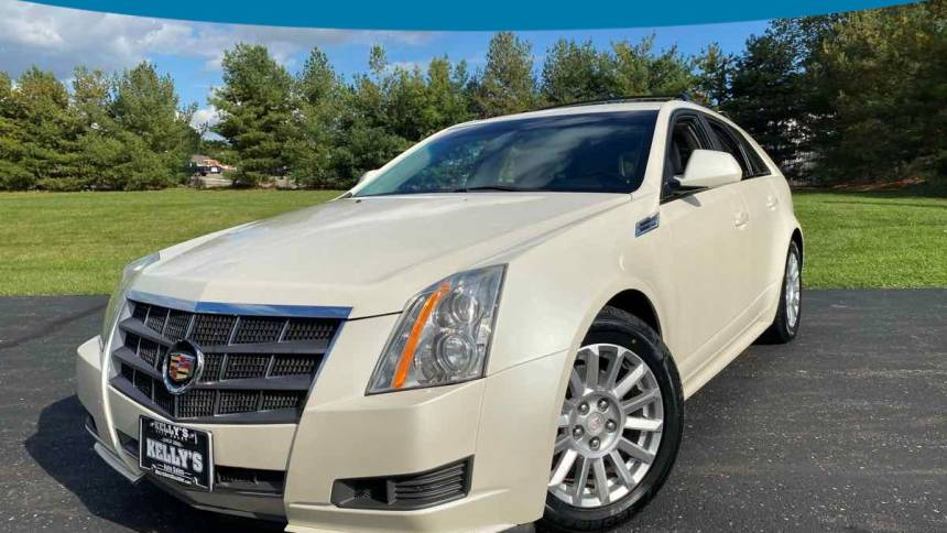 2010 Cadillac CTS Sport Wagon Standard