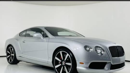2013 Bentley Continental V8