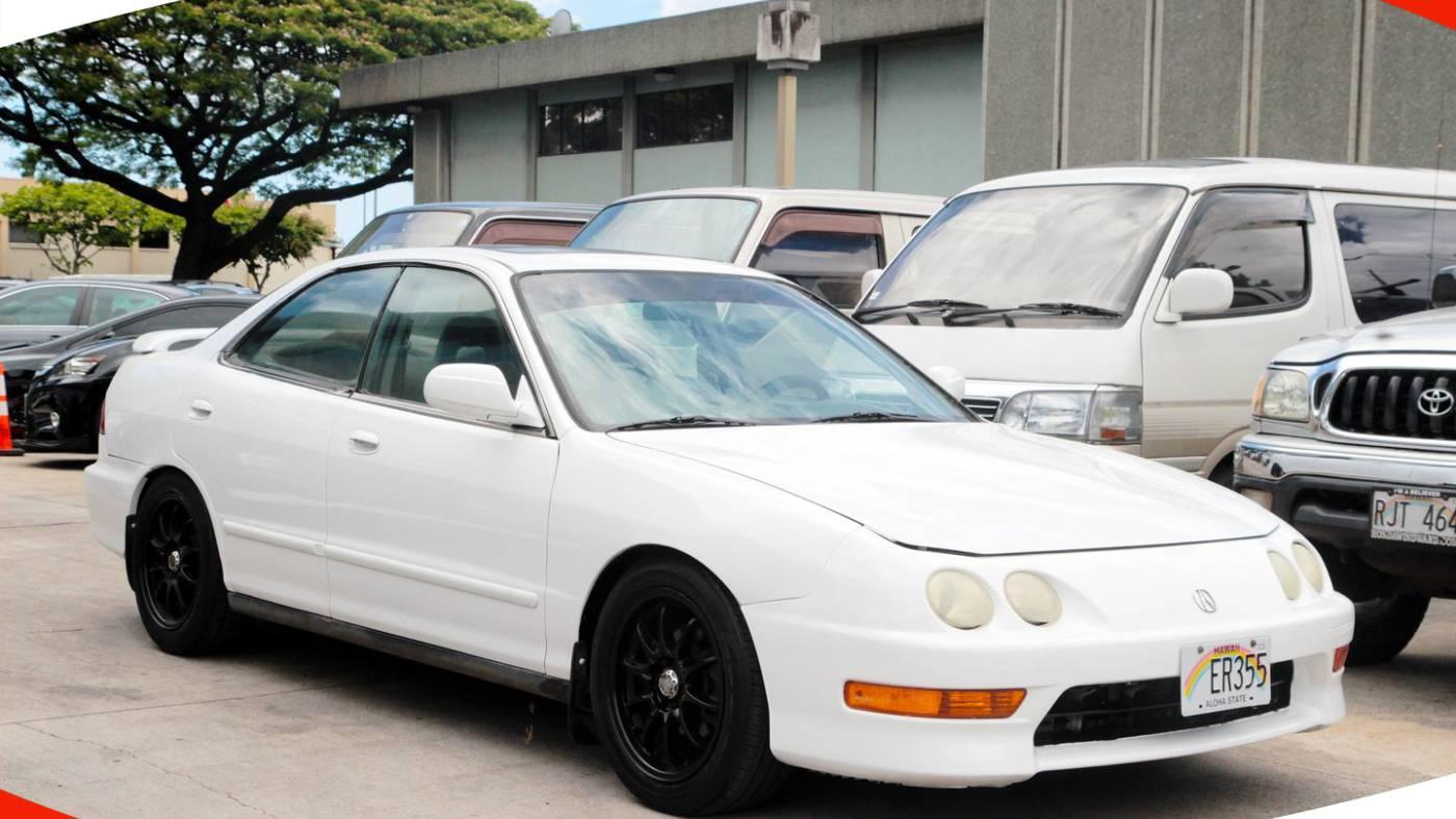 1998 Acura Integra LS Sedan