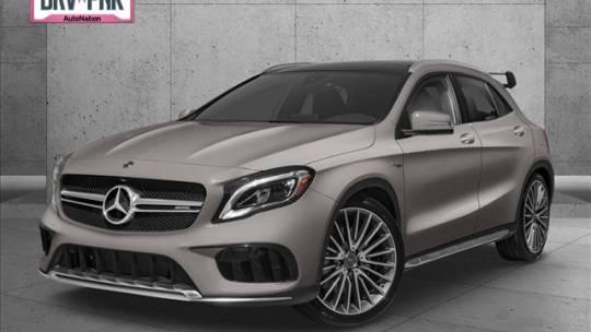 2018 Mercedes-AMG GLA 45 4MATIC