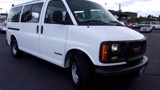 2001 GMC Savana Passenger Van 2500