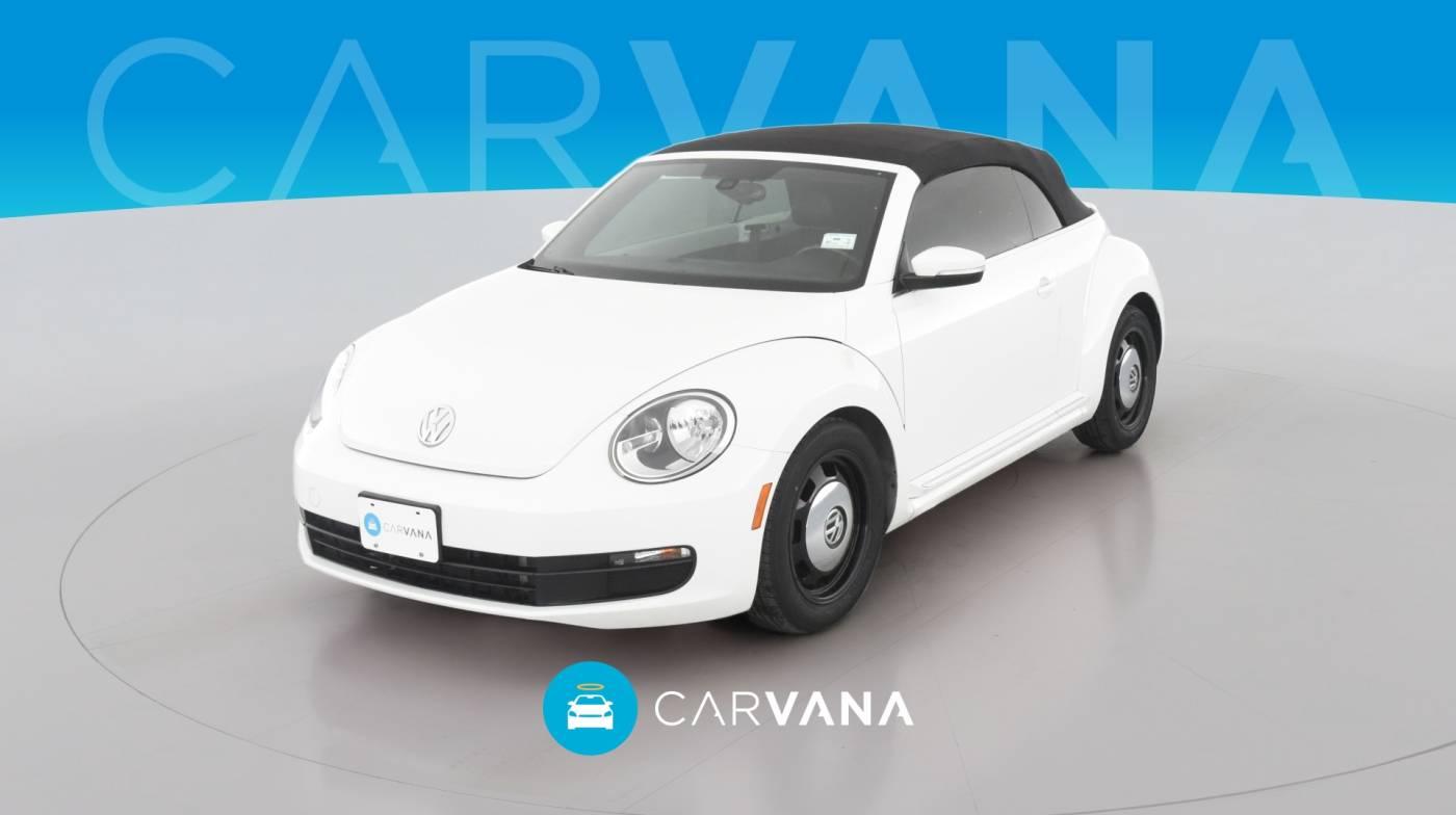 2016 Volkswagen Beetle Convertible 1.8T SEL