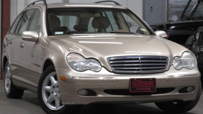 2004 Mercedes-Benz C240 Wagon
