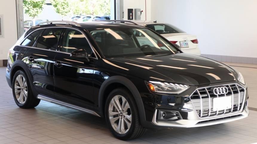 2020 Audi A4 allroad Premium Plus 45 TFSI quattro