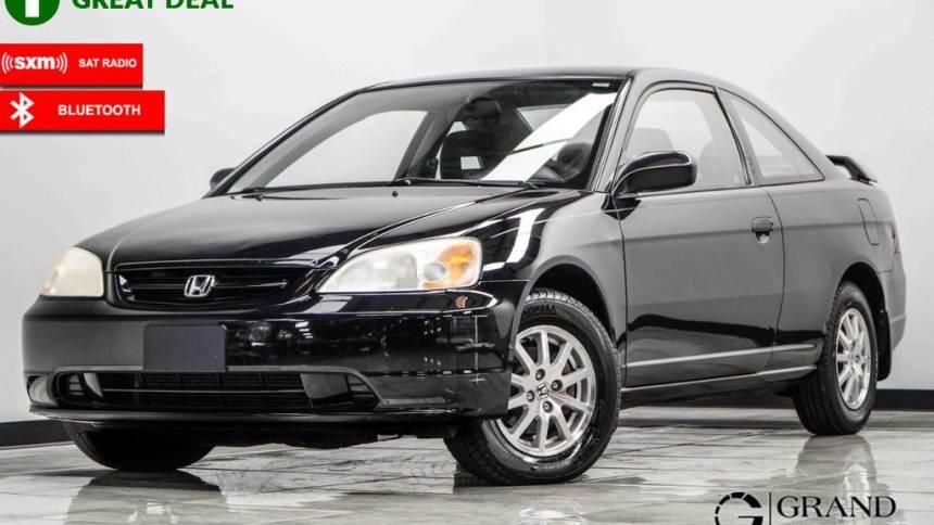 2003 Honda Civic HX Coupe