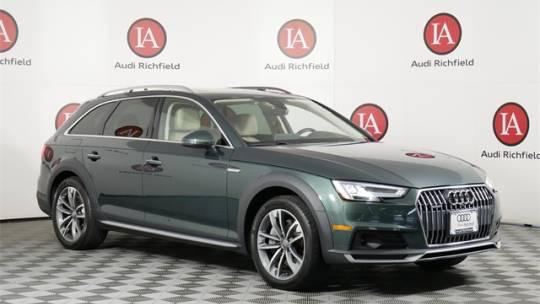 2019 Audi A4 allroad 2.0T Prestige quattro